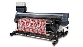 Foto de Impresión digital para la industria textil, de la mano de Mimaki