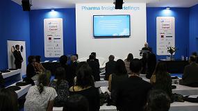 Foto de Éxito del seminario organizado por PharmaProcess en el CPhl Worldwide