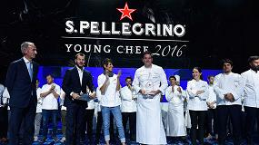 Foto de Mitch Lienhard gana la final mundial de S.Pellegrino Young Chef 2016