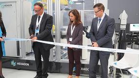 Foto de Hexagon inaugura sus nuevas instalaciones en Madrid