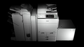 Foto de Canon presenta su apuesta para la producción de documentos de gran calidad destinada a las oficinas