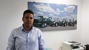 Fotografia de Entrevista a Javier Seisdedos, director general de Lovol Arbos Ibérica & Latinoamérica
