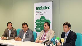 Foto de Andaltec acoge la presentación del proyecto Insulclock, un dispositivo pionero para el control de la diabetes