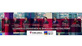 Fotografia de Forcadell participa en Barcelona Meeting Point 2016