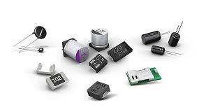Foto de RS Components amplía su gama de resistencias, condensadores e inductores de Panasonic