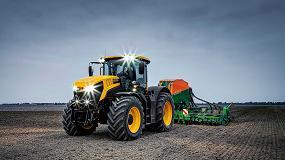 Foto de JCB presenta los nuevos modelos Fastrac en su 25 aniversario