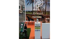 Fotografia de Syngenta y Paimed muestran en Iberflora 2016 el sistema TreeCare, un tratamiento muy eficaz contra el picudo rojo de las palmeras