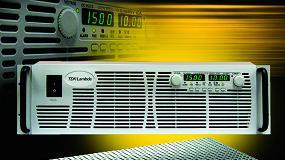 Foto de Fuentes de alimentaci�n programables de 10 y 15 kW compatibles con RoHS 2