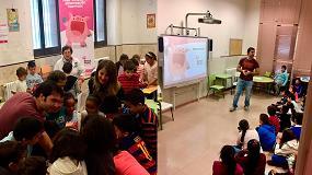 Picture of Interporc informa de las bondades del consumo de carne y elaborados del porcino a los escolares