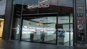 Foto de La nueva serie de puertas automáticas de cristal Urban de Collbaix