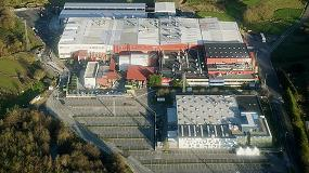 Fotografia de Inbisa finaliza la nueva nave industrial de Maier en Ajangiz (Bizkaia)