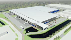 Foto de El Grupo Rhenus inaugura un nuevo centro log�stico en Eindhoven