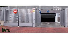 Fotografia de Ipce aconseja exigir el marcado CE en las puertas de garaje