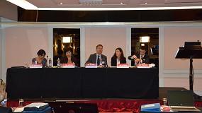 Foto de La AEI Tèxtils participó en la Conferencia de la Plataforma Tecnológica Textil Europea