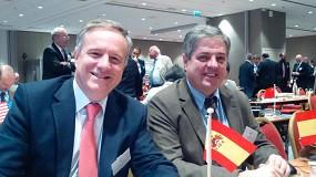 Foto de AEIM particip� en la Conferencia Internacional de Con�feras (ISC) 2016 que se celebr� en Paris del 12 al 14 de octubre