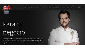 Fotografia de Campofr�o lanza una nueva web enfocada a los profesionales hosteleros