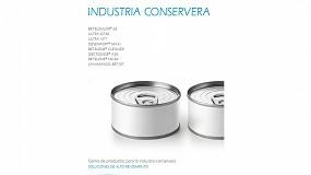 Picture of Nuevo Catálogo para la Industria Conservera de Betelgeux