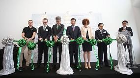 Foto de MANN-HUMMEL inaugura un laboratorio del Internet de las Cosas industrial a nivel mundial en Singapur