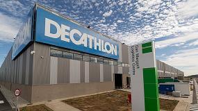 Fotografia de Goodman inaugura un nuevo centro de distribuci�n de 40.000 m� para Decathlon cerca de Barcelona