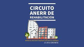 Foto de Anerr prepara un interesante programa de actividades en el Circuito de Rehabilitación en Construtec