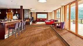 Foto de EGGERDesign +, el suelo ultramoderno, ultrarobusto y ultraversátil comercializado por Gabarró
