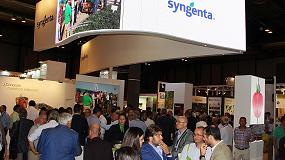 Foto de Syngenta volvió a participar en Fruit Attraction
