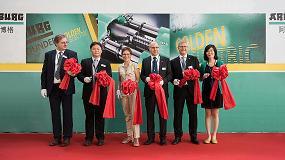 Foto de Nueva filial de Arburg en Taiwán