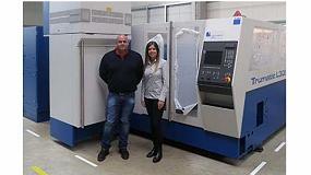 Picture of I-H&S participa de nuevo en EuroBLECH