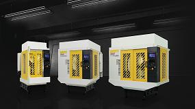 Foto de Fanuc presenta la nueva serie de centros de mecanizado Robodrill