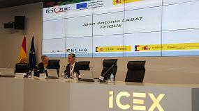 Foto de Feique e Icex abordan los cambios en la regulación del control técnico al comercio de productos químicos