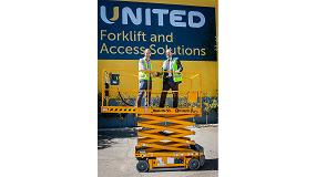 Foto de La empresa australiana United Forklift and Access Solutions incorpora su máquina 1.000 de Haulotte