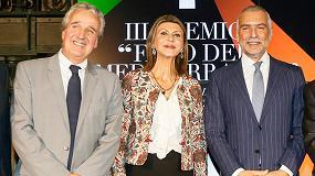 Foto de Mapei, ganador de la III edici�n del Premio Faro del Mediterr�neo