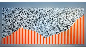 Foto de Hi-Macs presenta una experiencia fascinante de arte y diseño en la Biennale Interieur 2016