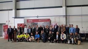 Picture of SSAB inaugura su Hardox Wearparts Center de Donosti