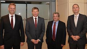 Picture of Markus Baldinger, nuevo presidents del Comit� T�cnico de CEMA