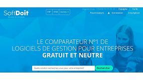 Picture of SoftDoit, el comparador de software l�der, inicia su actividad en Francia