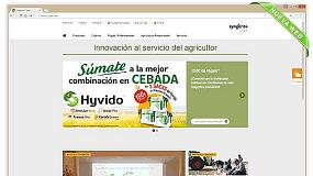Foto de Syngenta estrena nueva web