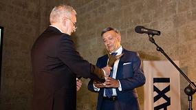 Foto de Santiago Zapata recibe el premio Manuel Laguna de Conaif 2016