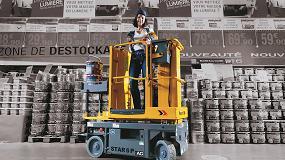 """Foto de Haulotte Group ofrece con su nueva Star 6 Picking """"seguridad sin limitaciones"""""""
