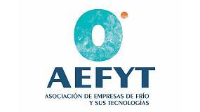 Foto de Aefyt presenta las cinco claves de la eficiencia energética para la refrigeración y la climatización