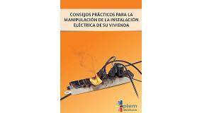 Foto de Apiem edita un manual con consejos prácticos sobre la instalación eléctrica de las viviendas
