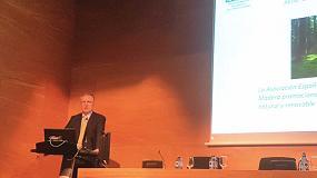 Foto de AEIM participa en Egurtek con una presentación sobre el Reglamento Europeo de la Madera (EUTR)