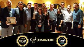 Foto de Prismacim vuelve a obtener el premio de Top Partner de España de Siemens PLM Software