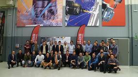 Foto de Hoffmann Group y Haas Factory Outlet España vuelven a unir fuerzas y tecnologías en una nueva jornada técnica