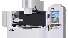 Foto de Nueva gama ONA QX: máxima productividad en electroerosión por penetración