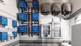 Foto de Suministro eléctrico ecológico e independiente