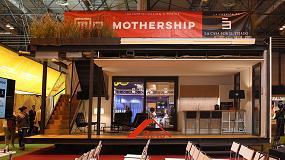 Foto de Mothership y la vivienda industrializada inteligente