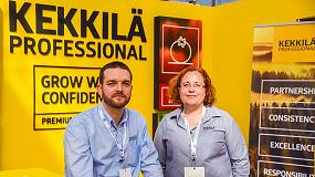 Foto de Kekkilä Professional participa en Expo Agroalimentaria Irapuato 2016