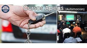 Foto de Comienzan los cursos avanzados de automoción de Apecs
