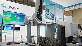 """Fotografia de Hexagon mostrará en MetalMadrid y EMAF cómo """"la calidad conduce a la productividad"""""""